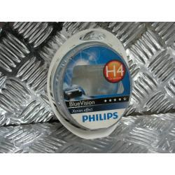 żarówki H4 XENON EFFECT PHILIPS - 2 szt + GRATIS