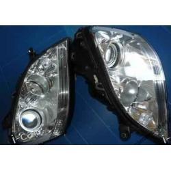 LAMPY PRZEDNIE KOMPLET BIXENON ML 164 LIFT W164