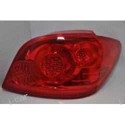 PEUGEOT 307 od 2005r.> lampy  PRAWE