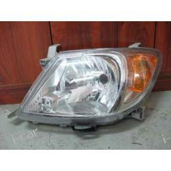 Toyota Hilux NOWY MODEL reflektor lewy