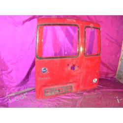 Fiat DOBLO tył lewe tylne drzwi