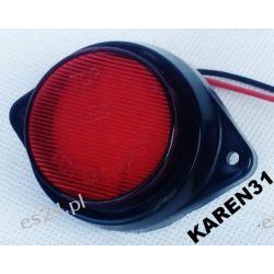 Obrysówka diodowa 12V-24V LAMPA 6-LED OBRYSOWA