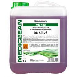 MEDICLEAN MG 130 STRONG CLEAN 5L DO CZYSZCZENIA Środki czyszczące