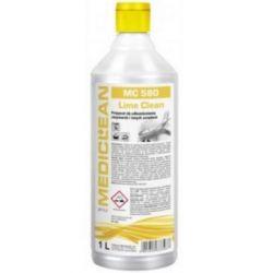 MEDICLEAN MC 580 LIME CLEAN 1L ODKAMIENIACZ DO ZMYWAREK Odkamieniacze