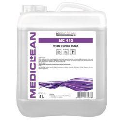 MEDICLEAN MC 410 OLIVIA MYDŁO W PŁYNIE 5L Środki czyszczące