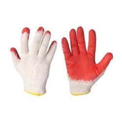 RĘKAWICE ROBOCZE WAMPIRKI CZERWONE Rękawice