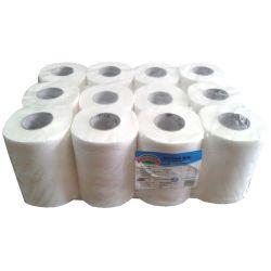 RĘCZNIK PAPIEROWY MINI CELULOZA 12 ROLEK TULEJA Ręczniki