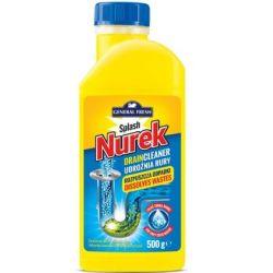 UDRAŻNIACZ RUR SPLASH SUPER NUREK 500g Granulki Środki czyszczące
