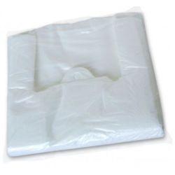 REKLAMÓWKI JEDNORAZOWE HDPE 25x45 100 SZTUK Pakowanie i wysyłka