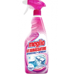 MEGLIO ODTŁUSZCZACZ+WYBIELACZ W PIANCE Środki czyszczące