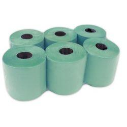 Ręcznik papierowy maxi zielony 36 ROLEK Pozostałe