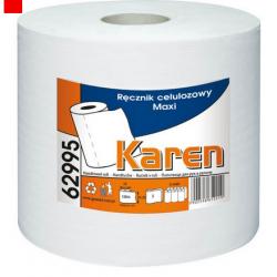 Ręcznik papierowy maxi Karen 6 Rolek Pozostałe