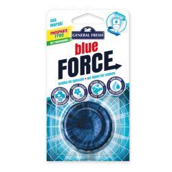 BLUE FORCE KOSTKA WC DO SPŁUCZKI 40G MORSKA Środki czyszczące