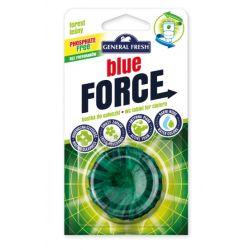 BLUE FORCE KOSTKA WC DO SPŁUCZKI 40G LEŚNA Środki czyszczące