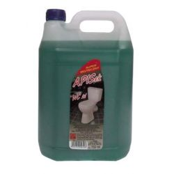 Żel do WC APISEK 5l Dezynfekcja Utrzymanie czystości