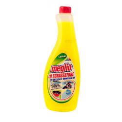 MEGLIO 750ML LEMON ZAPAS Utrzymanie czystości