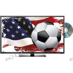 "Sansui Accu D-LED LCD Series 32""-Class HD LED TV SLEDVD321"
