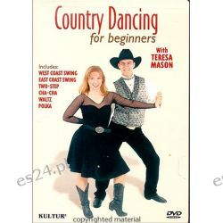Country Dancing For Beginners With Teresa Mason (DVD)