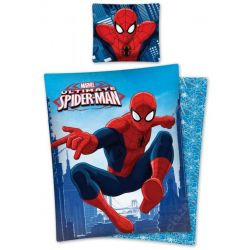 POŚCIEL 160x200 SPIDERMAN SPIDER-MAN SPAJDER MAN