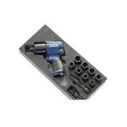 "Klucz udarowy z zestawem nasadek 1/2""10 sztuk EXPERT STANLEY E231102"