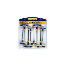 Irwin Zestaw kluczy HEX typ T 2-10mm - T10771