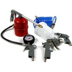 Geko Komplet narzędzi pneumatycznych 5el. G01100
