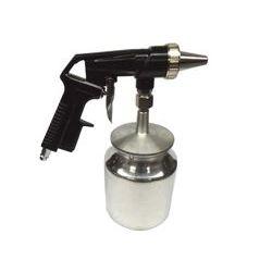 Pistolet do piaskowania ze zbiornkiem 1L piaskarka