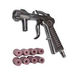 Pistolet do piaskowania + 8 dysze piaskarki FALONTECH