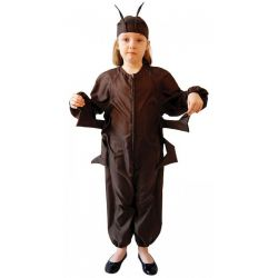 Strój Mrówka 122/128 kostium owad mrówkojad bal