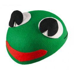 CZAPKA ŻABKA frog bocian strój kostium bal
