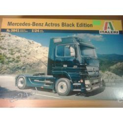 MERCEDES ACTROS, ITALERI 3841 Pozostałe