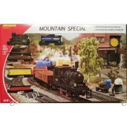 ZESTAW STARTOWY MOUNTAIN SPECIAL MEHANO 58529 Lokomotywy