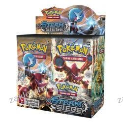POKEMON XY11 Steam Siege, BOOSTER Gry