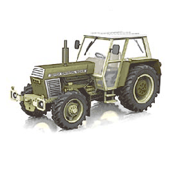 Zetor 12045, body modell HO - 1:87