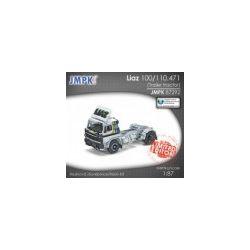 LIAZ 100/110.471, JMPK87292 Chińczyk, warcaby