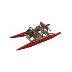 Rower wodny PRL, A&S Projekt 101-500 elementów