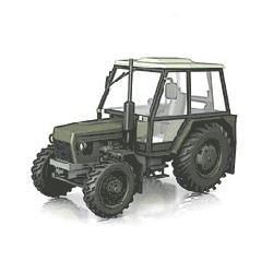 Zetor 6945, Bodymodel