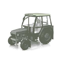Zetor 6911, Bodymodel