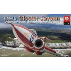 FAW 9 Gloster Javelin Fighter Test Squadron, ZTS PLASTYK 056 Zestawy