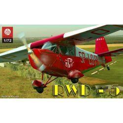 RWD-5 Samolot sportowy, ZTS PLASTYK 052 Zestawy