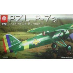 PZL P-7a Lotnictwo Rumunii, ZTS PLASTYK 045 Pozostałe