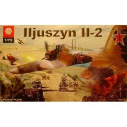 Iljuszyn Ił-2, ZTS PLASTYK 042 Zestawy