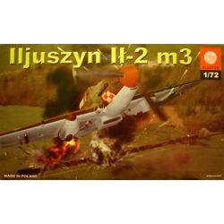 041 Iljuszyn Ił-2 m3, ZTS PLASTYK Statki powietrzne