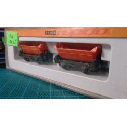 Zestaw dwóch wagonów w skali N, ARNOLD 0448 HO - 1:87