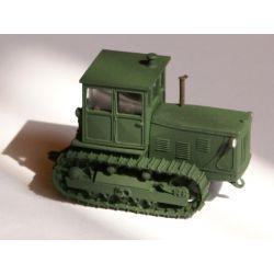 Tractor T100/S100, I-Car IC87055 Wagony