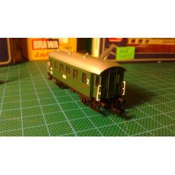 Wagon 2 klasa 1/160 HO - 1:87