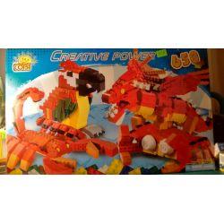 KLOCKI Creative Power. COBI 20650 Dla Dzieci