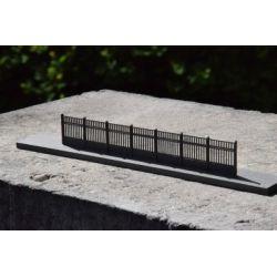Płot betonowy Typ: 03 A&S Projekt