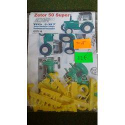 ZETOR 50 Super, I-Car 87114 Lokomotywy