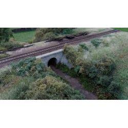 Portal tunelowy kamienny typ: 01, A&S Projekt Zestawy